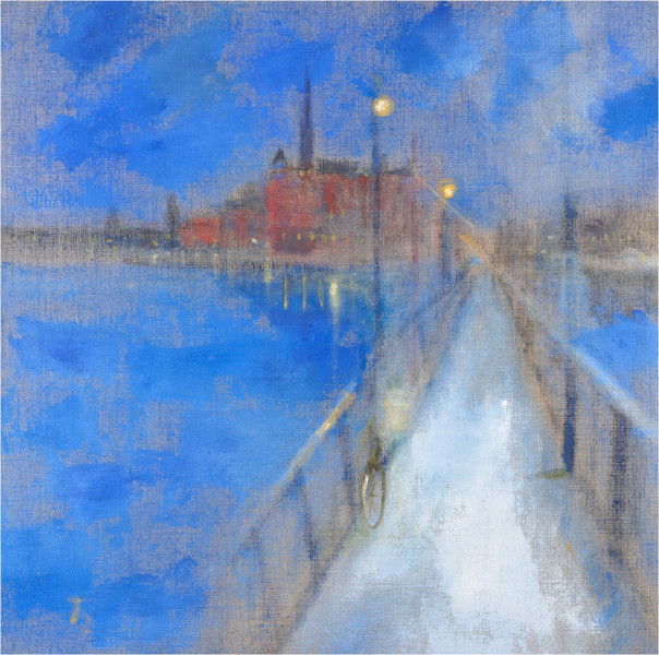 The Blue Hour Stockholm