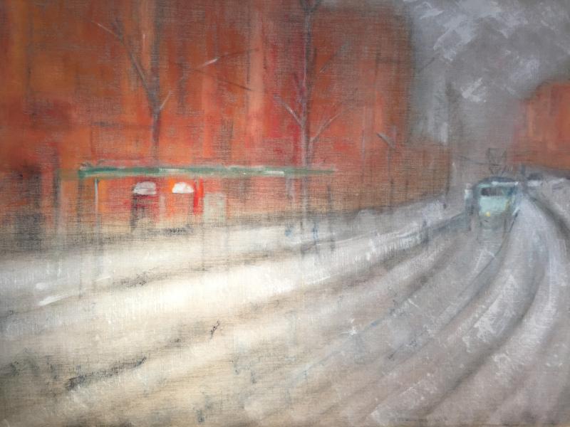 Winter in Linné
